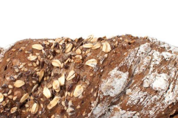 Trenza de cereales